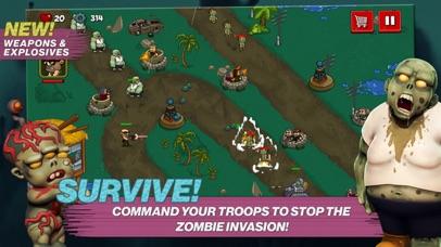 ZombWar screenshot two