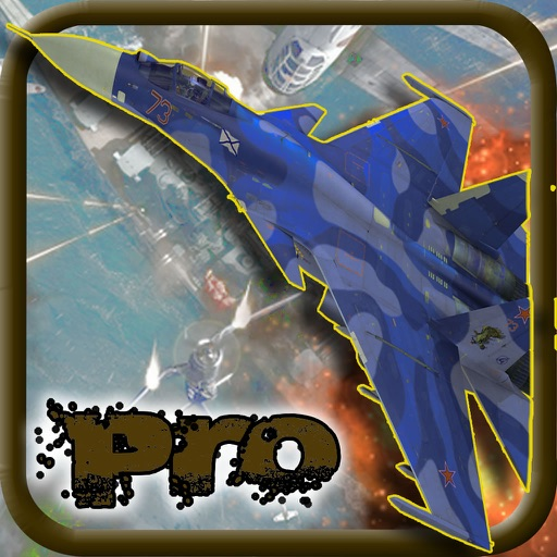 Aircraft Combat Race Pro - Flaying Supe War Jet