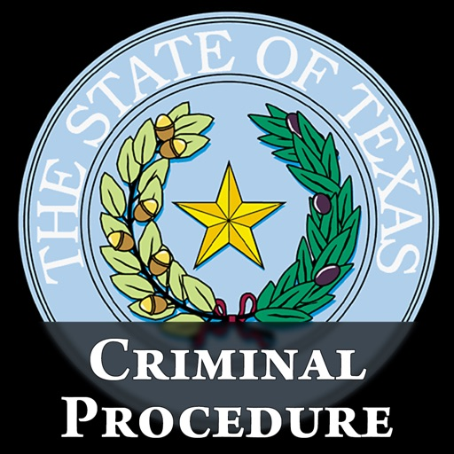 TX Code of Criminal Procedure 2016 - Texas Law