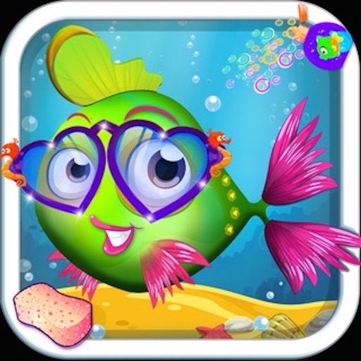 Ocean Joy - 3 match Mermaid splash puzzle game
