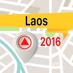 Laos Offline Map Navigator and Guide