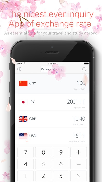 Currency - Global Exchange Rate Convertor