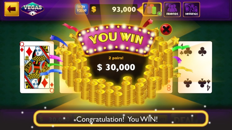 Fortune Video Poker screenshot-4