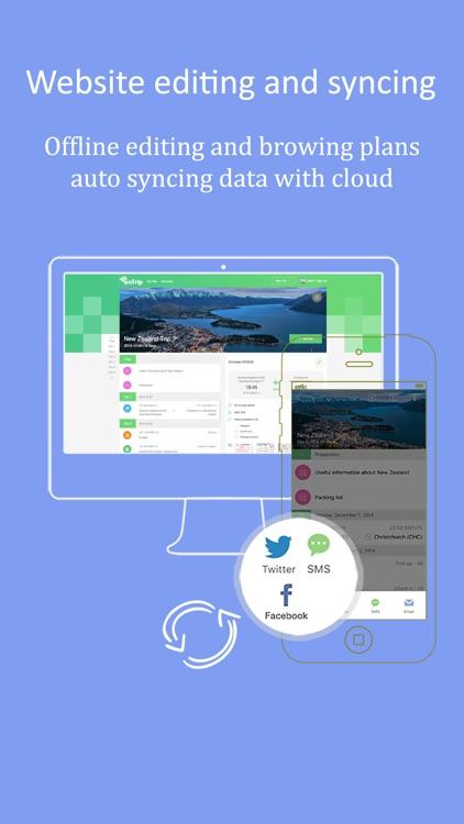 SoTrip - Trip planner & organizer screenshot-3