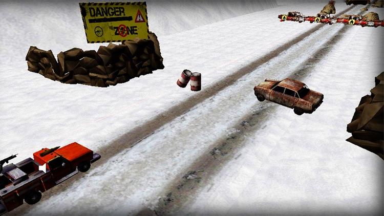 Road Zombie Killer Games screenshot-3