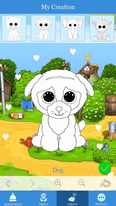 My Collection – Beanie Boos screenshot two