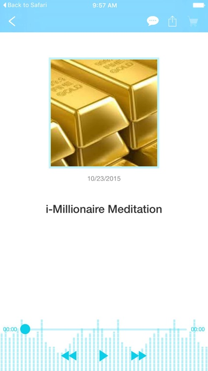 Positive Thought Hypnosis and Meditation for Wealth and Prosperity