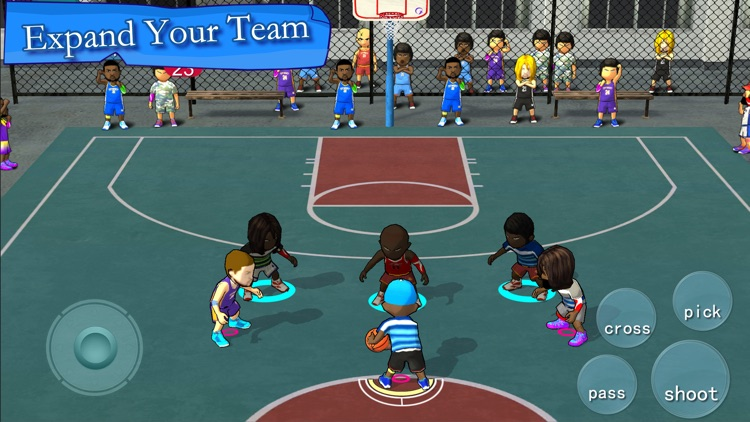 Street Basketball Association screenshot-0