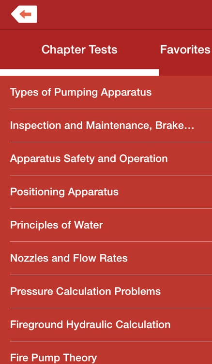 Flash Fire Pumping and Aerial Driver/Operator 3rd Edition screenshot-3