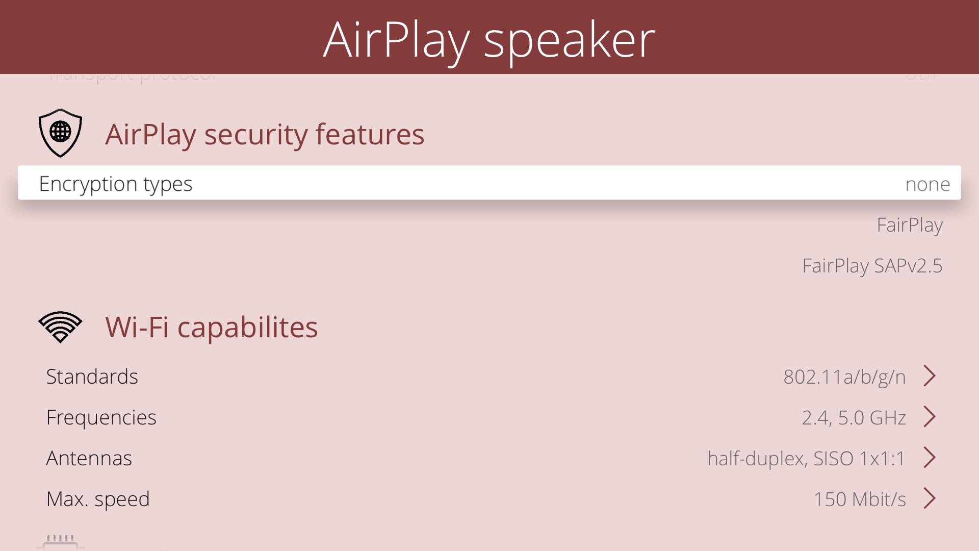Speaker Discover screenshot 13
