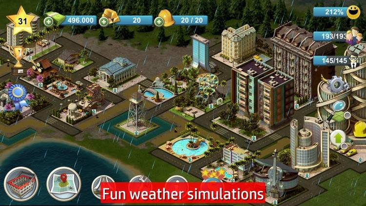 City Island 4: Sim Town Village screenshot-3