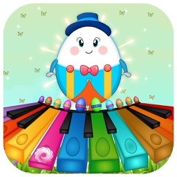 Humpty Dumpty Musical Baby Piano for Kids