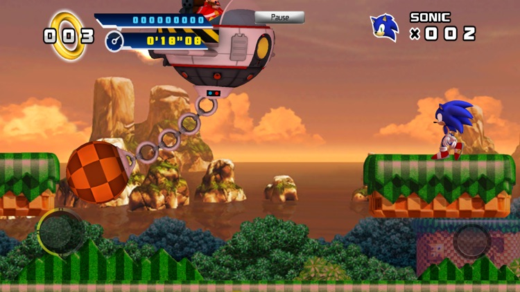 Sonic The Hedgehog 4™ Episode I screenshot-4
