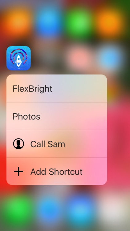 LaunchCode Shortcut with Notification Center & 3D Touch screenshot-0