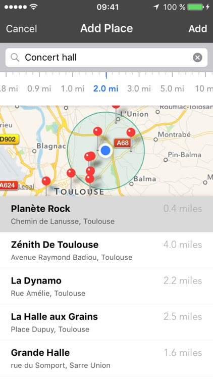Placeboard – Remember, organize and share your favorite places or locations screenshot-4