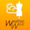 天気に合わせた服装提案アプリ ウェザーウェアー