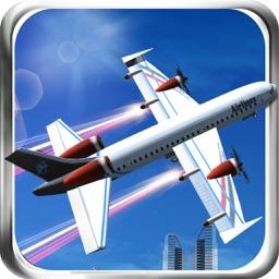3D Airplane Driver