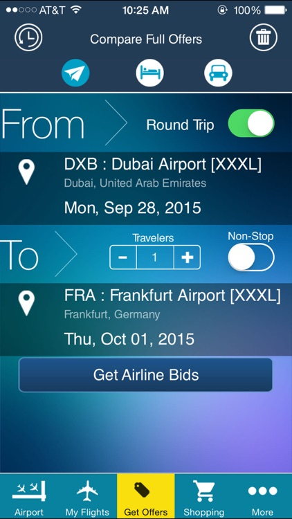 Dubai Airport  Pro (DXB) Flight Tracker Radar United Arab Emirates screenshot-3