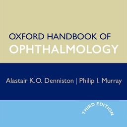 Oxford Handbook of Ophthalmology, 3rd edition