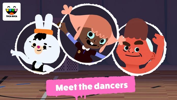 Toca Dance Free Screenshot