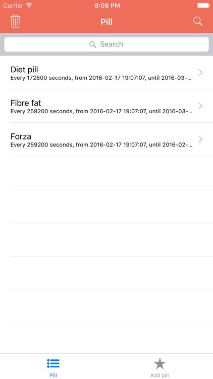 Pill screenshot-0