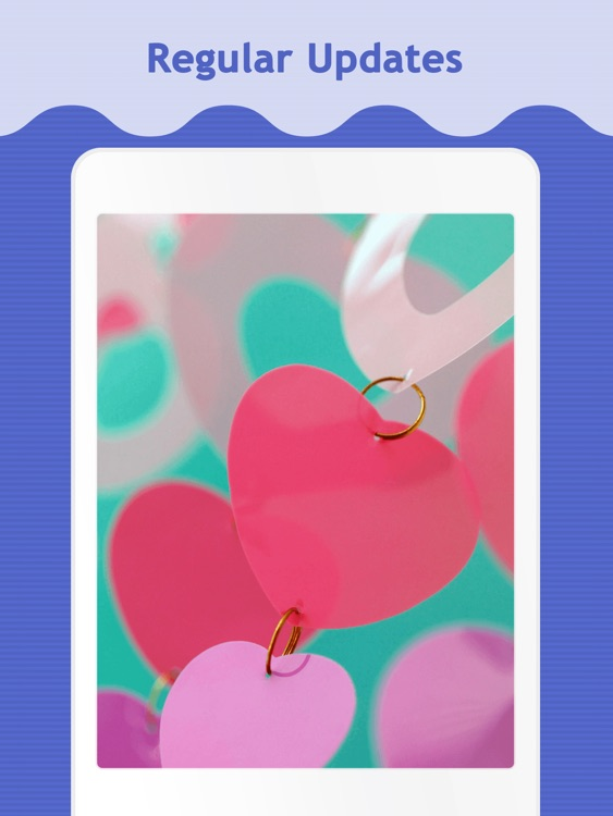 Valentine Wallpapers & Backgrounds for iPad screenshot-4