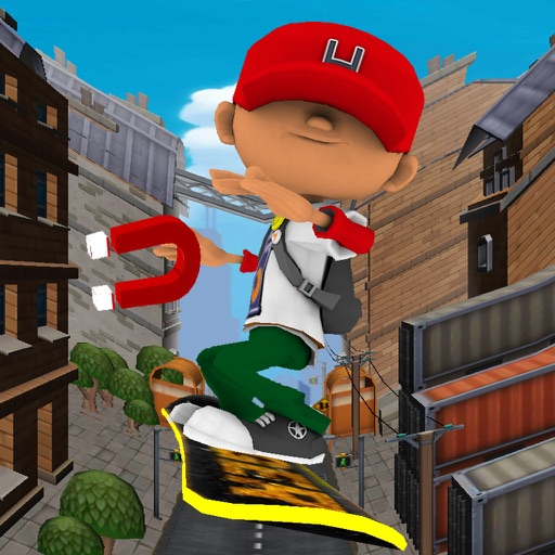 Skyline Scooter - New Hoverboard World Tour Extreme iOS App