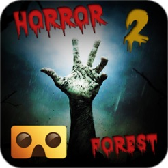 ‎Scary VR Games For Google Cardboard Apps : Adventure Player