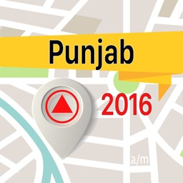 Punjab Offline Map Navigator and Guide