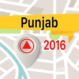 Punjab Offline Map Navigator and Guide
