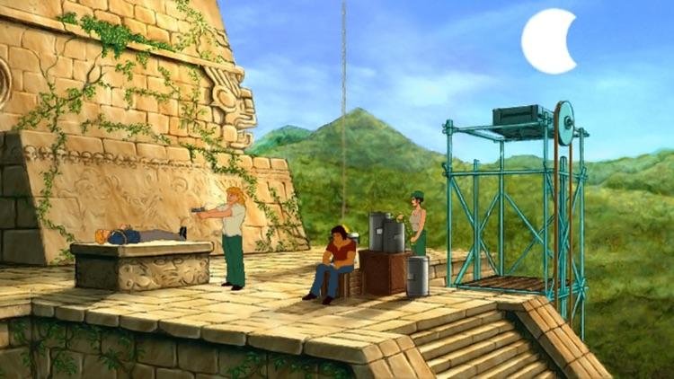Les Chevaliers de Baphomet 2 – les Boucliers de Quetzalcoatl: Remasterisé