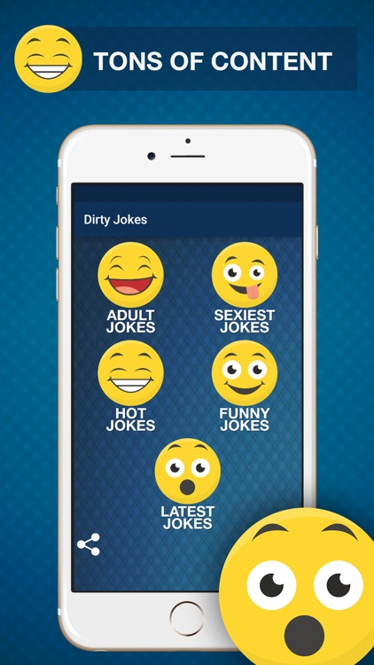 Dirty Jokes : Free Jokes for Adult