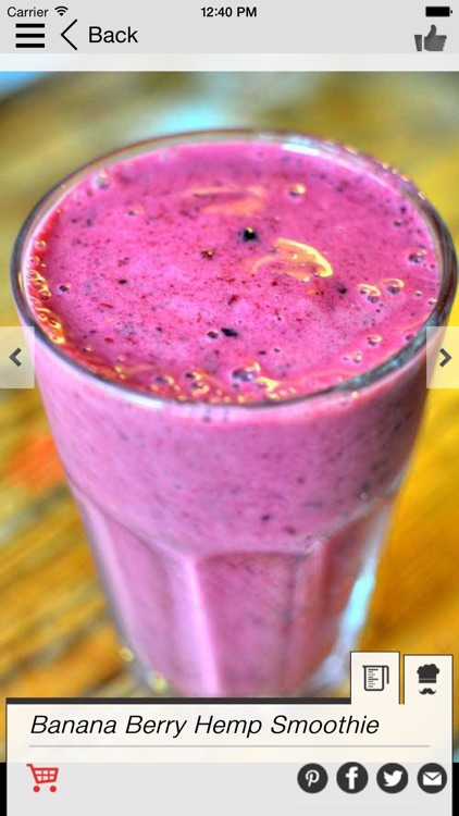 200+ Smoothies - Healthy Recipes