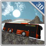 3D越野旅游巴士司机 - 极端的驾驶和停车位模拟器游戏