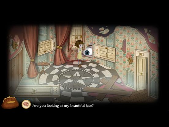 Fran Bow Chapter 5 screenshot 1