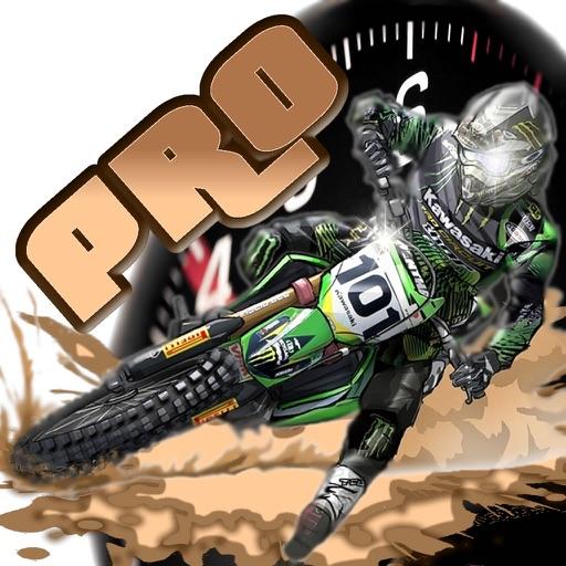 A Risky Super Motocross Pro - Xtreme Downhill Bike