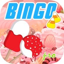 Candy World Bingo Pro