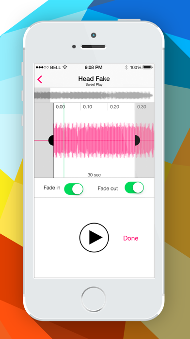 Audiko Ringtones for iPhone PROのおすすめ画像1