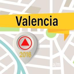 Valencia Offline Map Navigator and Guide