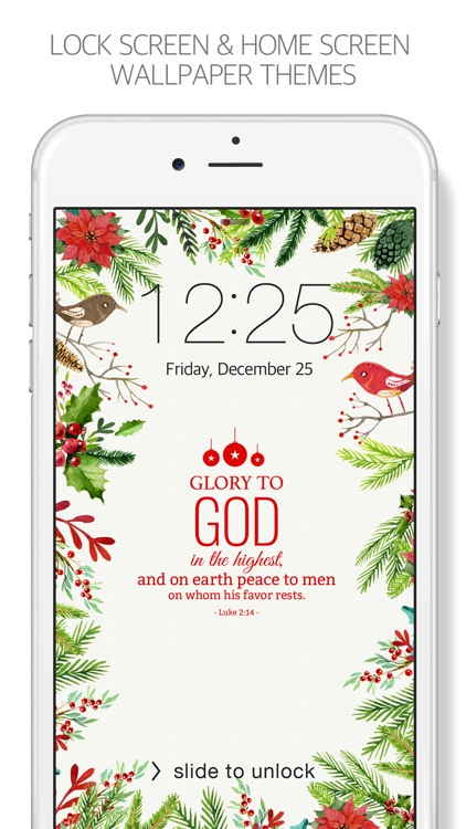 Winter & Christmas ( New Wallpaper & Backgrounds Themes ) screenshot-2