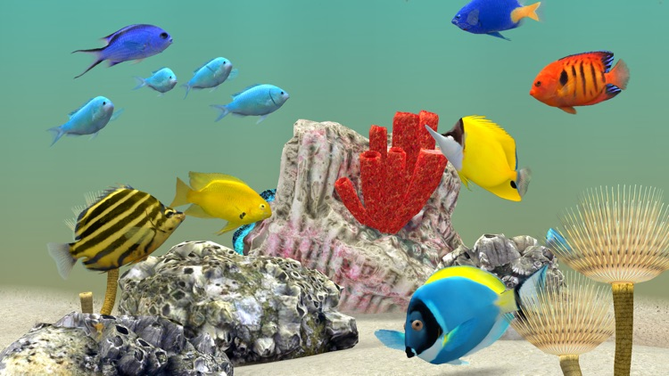 MyReef 3D Aquarium TV Lite