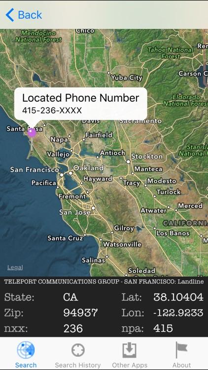 Number Locator Pro