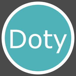 Doty - A Tiny & Fun Puzzle Game With Clean Design