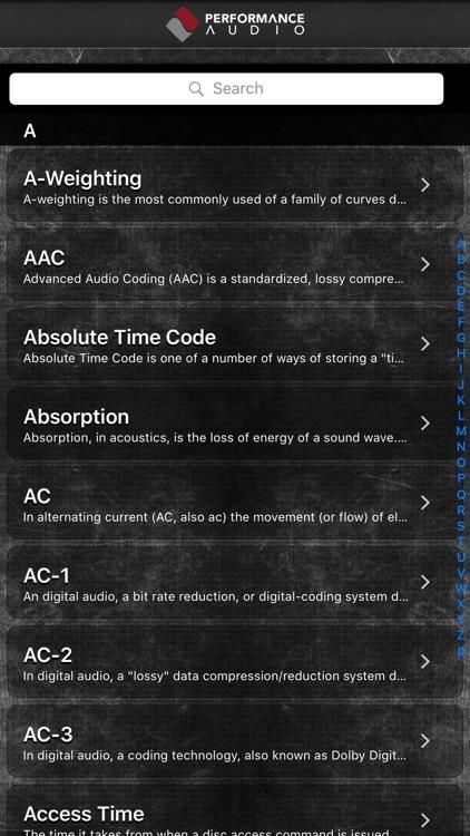 Audio Atlas