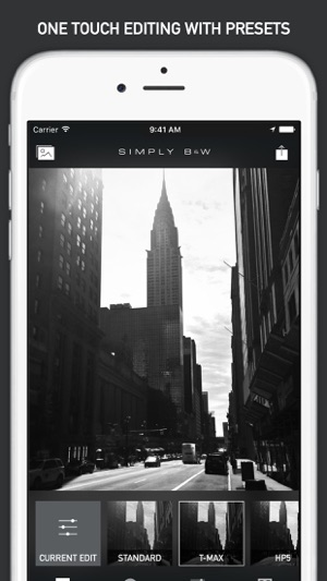 SimplyB&W | Simply Photography in B&W on the App Store