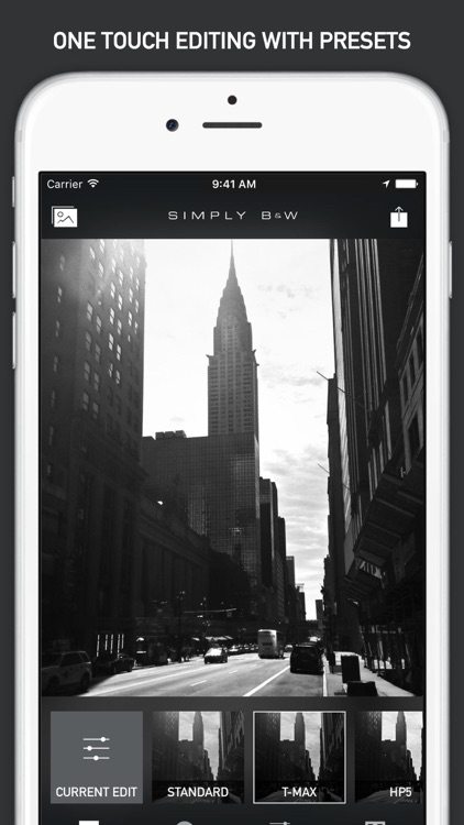 SimplyB&W | Simply Photography in B&W screenshot-1