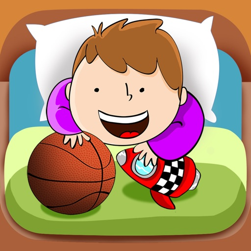 Bedtime is fun! - Get your kids to go to bed easily - For iPhone