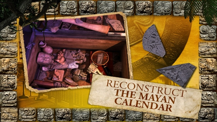 Jennifer Wolf and the Mayan Relics (Full) screenshot-3