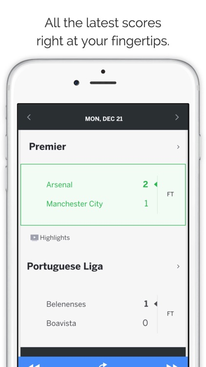 GameDay Premier Football League Radio  - Live English Pro Soccer and Bundesliga Edition screenshot-3