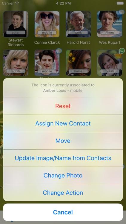 QuickContact - One Touch Call screenshot-3